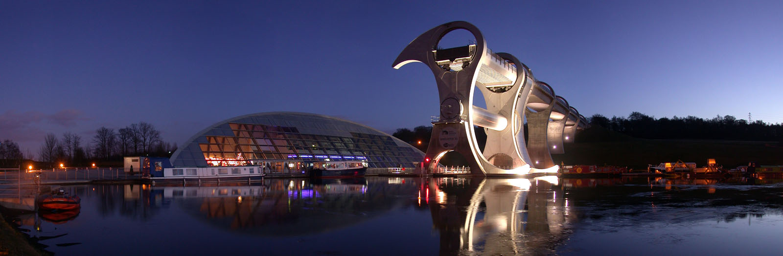 FKWHEEL005 : The Falkirk Wheel