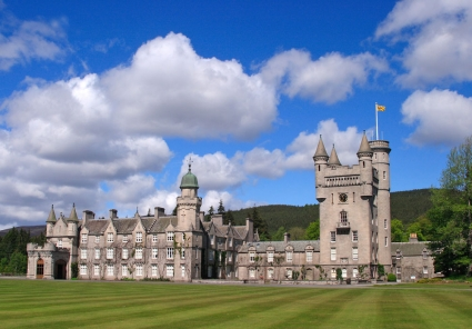 LIDBC001 : Balmoral Castle, Royal Deeside
