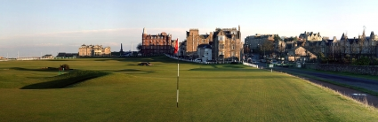 STANDREW009 : The Old Course, St Andrews, Fife